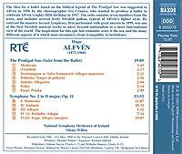 Alfvén: Sinfonie Nr. 2 op.11 D-dur / Der verlorene Sohn (Ballettsuite) - Produktdetailbild 1