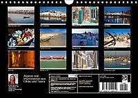 Algarve real - Impressionen aus Olhão und Tavira (Wandkalender 2019 DIN A4 quer) - Produktdetailbild 5