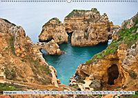 Algarve - Streifzug entlang der Küste (Wandkalender 2019 DIN A2 quer) - Produktdetailbild 2