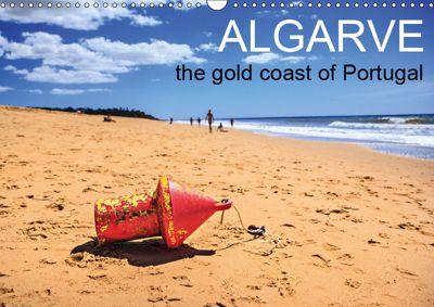 Algarve - the gold coast of Portugal (Wall Calendar 2019 DIN A3 Landscape), Val Thoermer