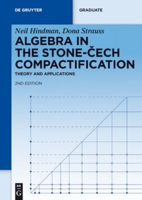 Algebra in the Stone-Cech Compactification, Neil Hindman, Dona Strauss