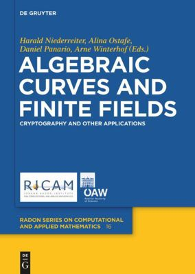 Algebraic Curves and Finite Field