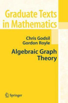 thesis on algebraic graph theory Algebraic graph theory: and extremal set-partition theory this thesis was award the ottawa chris godsil and karen meagher an algebraic proof of the.