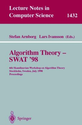 Algorithm Theory - SWAT'98