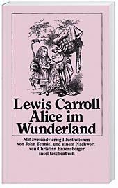 Alice im Wunderland, Lewis Carroll