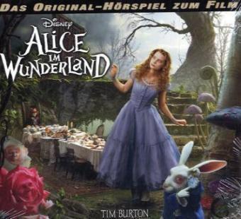 Alice im Wunderland, 1 Audio-CD, Walt Disney