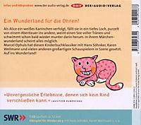 Alice im Wunderland, 1 Audio-CD - Produktdetailbild 1