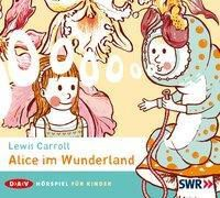 Alice im Wunderland, 1 Audio-CD, Lewis Carroll