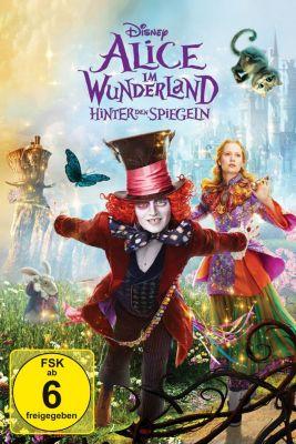 Alice im Wunderland 2: Hinter den Spiegeln, Lewis Carroll