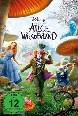 Alice im Wunderland (2010), Lewis Carroll