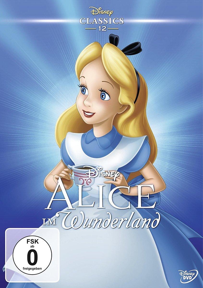Alice Im Wunderland Dvd Jetzt Bei Weltbild De Online Bestellen