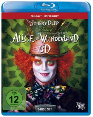 Alice im Wunderland - 3D-Edition