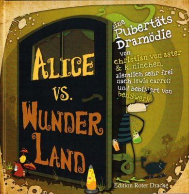 Alice vs. Wunderland, m. 1 Audio-CD