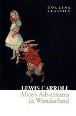 Alice's Adventures in Wonderland, Lewis Carroll