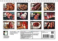 ALIEN-BBQ 2019 (Wandkalender 2019 DIN A4 quer) - Produktdetailbild 13