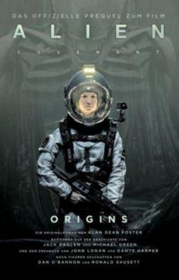 Alien Covenant: Origins - Alan Dean Foster |