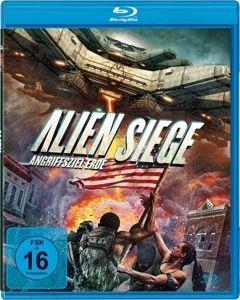 Alien Siege - Angriffsziel Erde, Alien Siege, Bd