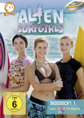 Alien Surfgirls - Staffel 1, Sam Carroll, Anthony Morris, Simon Butters, Max Dann, David Hannam, Chris Roache