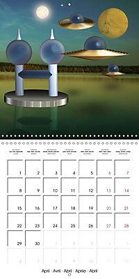 Alien World (Wall Calendar 2019 300 × 300 mm Square) - Produktdetailbild 4
