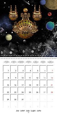 Alien World (Wall Calendar 2019 300 × 300 mm Square) - Produktdetailbild 7