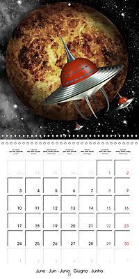 Alien World (Wall Calendar 2019 300 × 300 mm Square) - Produktdetailbild 6