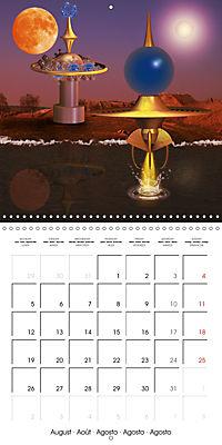 Alien World (Wall Calendar 2019 300 × 300 mm Square) - Produktdetailbild 8