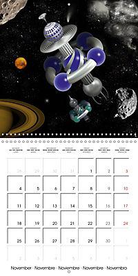 Alien World (Wall Calendar 2019 300 × 300 mm Square) - Produktdetailbild 11