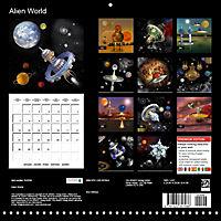 Alien World (Wall Calendar 2019 300 × 300 mm Square) - Produktdetailbild 13