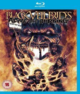 Alive And Burning, Black Veil Brides