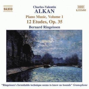 Alkan: Klaviermusik Vol. 1, Bernard Ringeissen