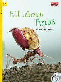 All about Ants, Jo S. Kittinger