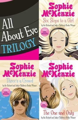 All About Eve Trilogy, Sophie McKenzie