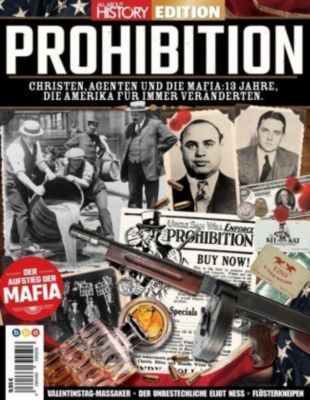 All About History EDITION - PROHIBITION - Oliver Buss |