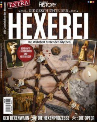 All About History Extra - Die Geschichte der Hexerei - Oliver Buss |