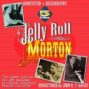 All Available Recorded, Jelly Roll Morton