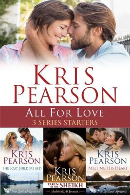 All for Love: 3 Series Starters, Kris Pearson