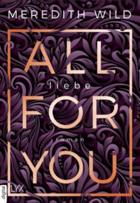 All for You - Liebe, Meredith Wild