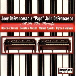 All In The Family, Joey & John Defrancesco
