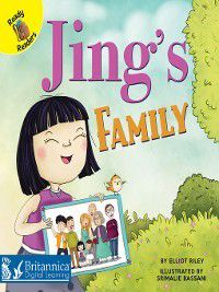 All Kinds of Families: Jing's Family, Elliot Riley