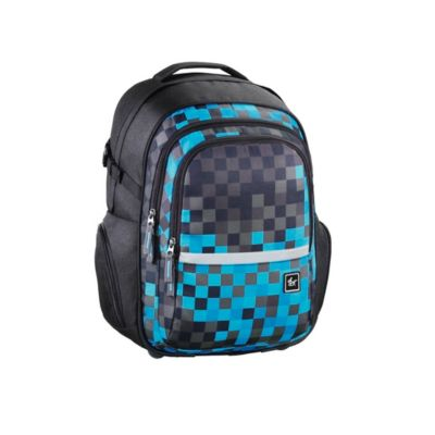 All Out Rucksack Filby, Blue Pixel