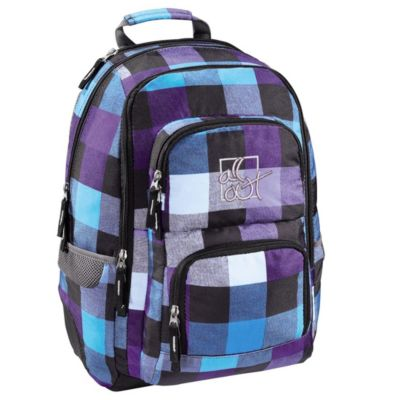 All Out Rucksack Louth, Caribbean Check