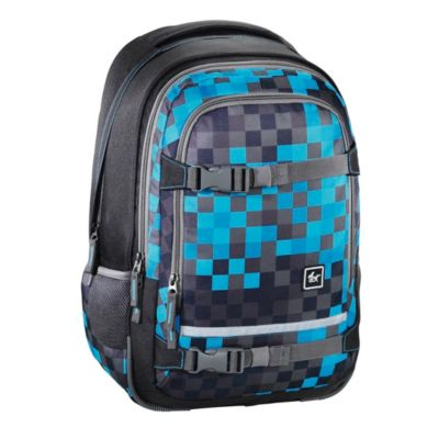 All Out Rucksack Selby, Blue Pixel