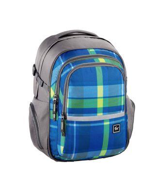 ALL OUT - Schul- und Freizeit Rucksack FILBY, Woody Blue