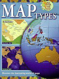 All Over the Map: Map Types, Ann Becker