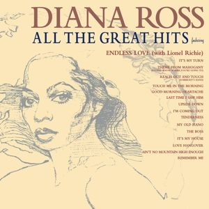 All The Greatest Hits, Diana Ross