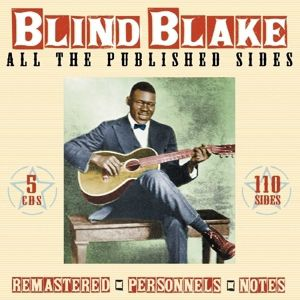 All The Published Sides, Blind Blake