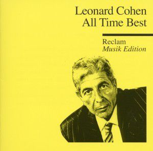 All time best greatest hits cd von leonard cohen for Greatest house songs of all time