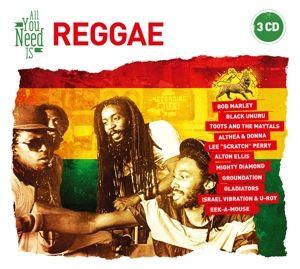 All You Need Is: Reggae, Diverse Interpreten