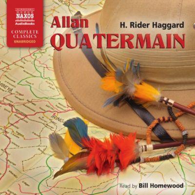 Allan Quatermain (Unabridged), Henry Rider Haggard