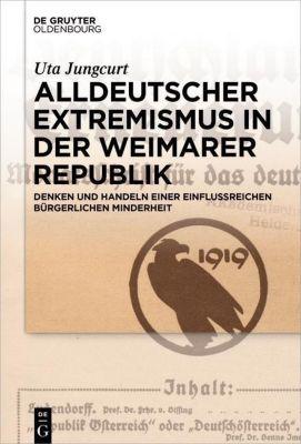 Alldeutscher Extremismus in der Weimarer Republik, Uta Jungcurt
